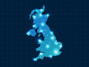 UKFRAS - Map